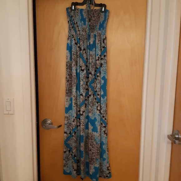 *PLUS SIZE* Maxi dress
